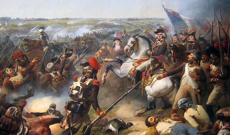 Le tappe della Francia rivoluzionaria e pre-napoleonica, 1789-1794