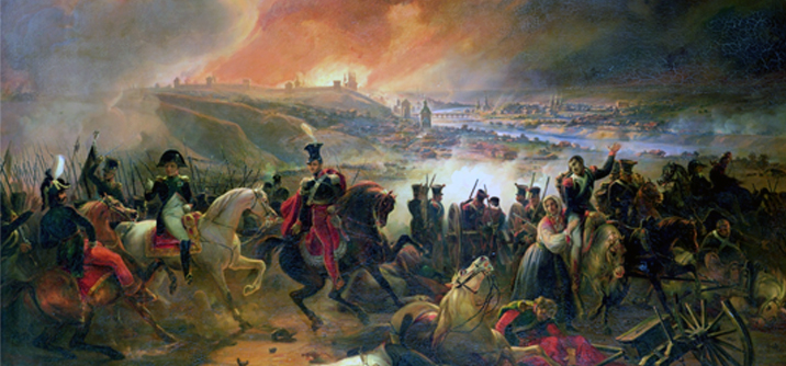 Battaglia di Smolensk, 1812 - Campagna di Russia