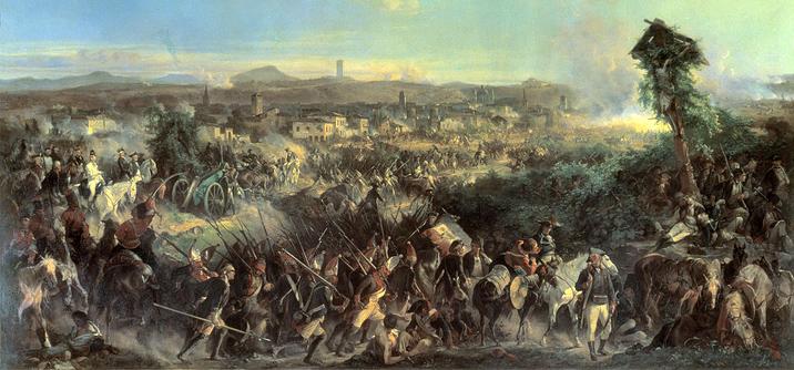 Battaglia di Novi 15 agosto 1799, Sotto le armi per la Cisalpina