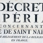 Napoleone imperatore e … santo