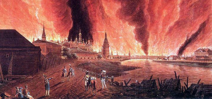 Incendio di Mosca