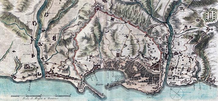 Genova e le sue difese
