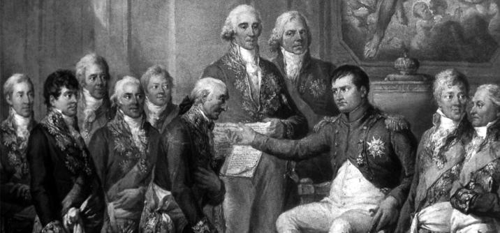La Polonia, Napoleone e i soldati