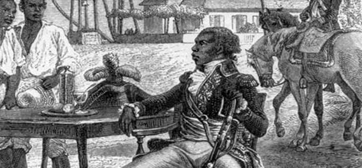 toussaint, da schiavo a colonnello