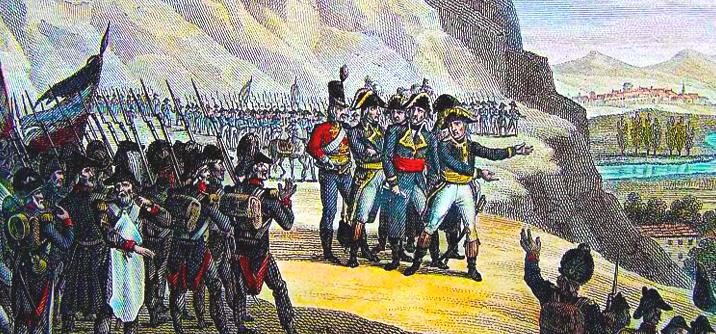 Il Generale Bonaparte e l'Armata d'Italia