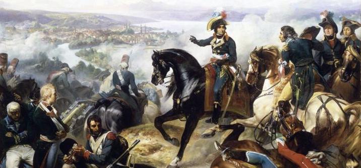 Massena alla battaglia di Zurigo,Genova, baluardo dei democratici italiani