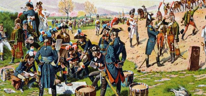 l'armata del Reno nell'anno 1794