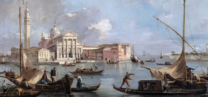 Basilica di San Giorgio Maggiore (Venezia), 1760 ca.