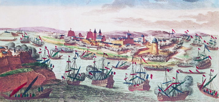 L'assedio di Malta 12 giugno 1798