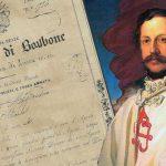 Padre Prosperi, tra Rosmini e il duca di Borbone