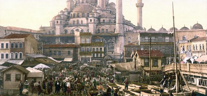 Costantinopoli fine '800
