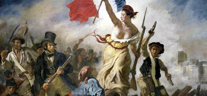 LA RIVOLUZIONE FRANCESE E L'ETA' NAPOLEONICA